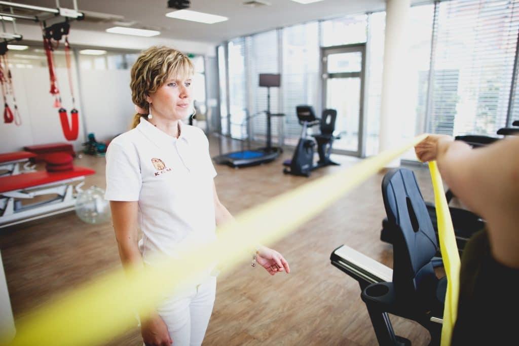 specialist rehabilitation