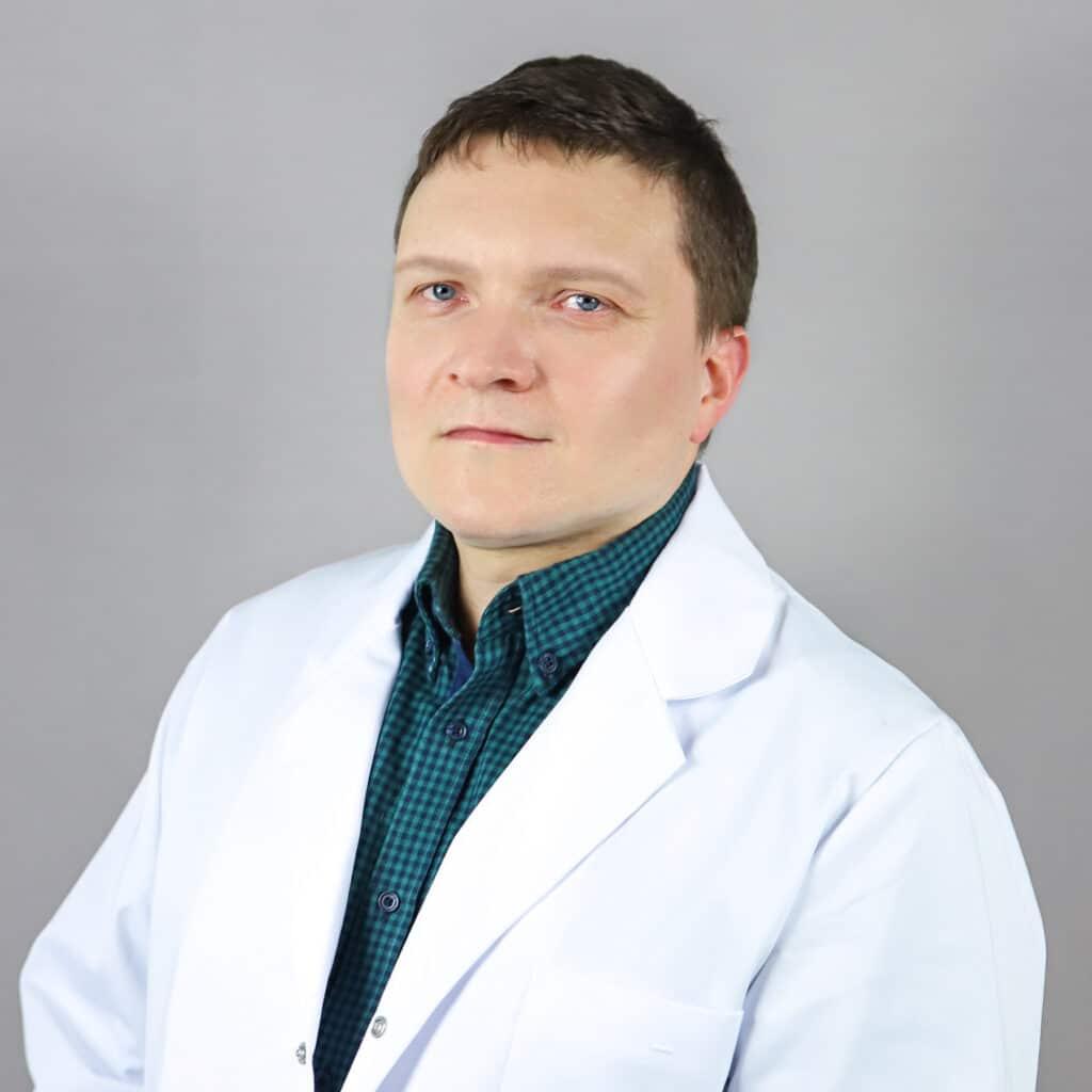 Lek. med. Jakub Ciecierski