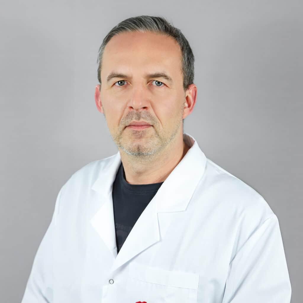 Lek. med. Karol Nowacki