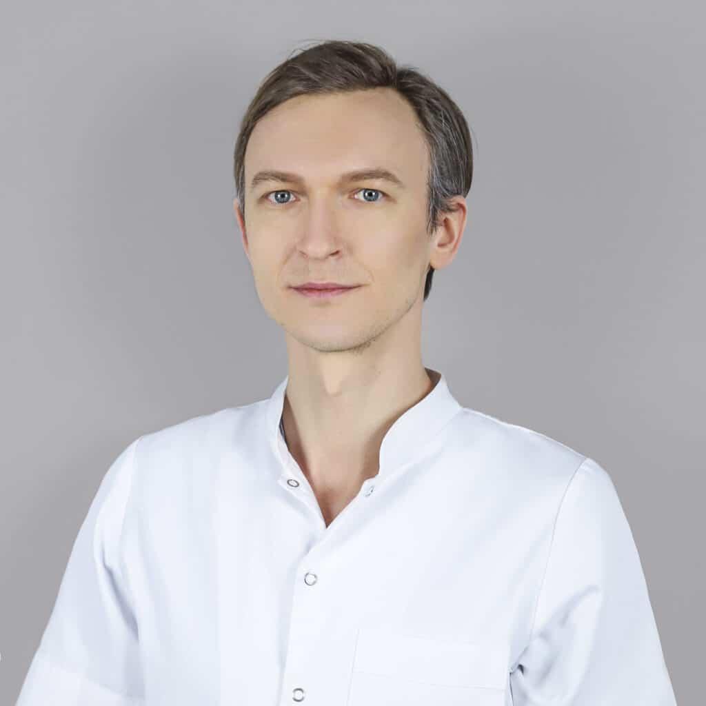 Lek. med. Michał Łabul