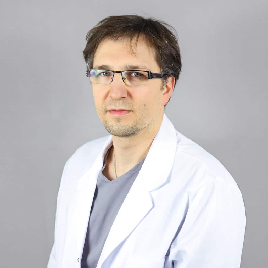 Lek. med. Michał Ogrodnik